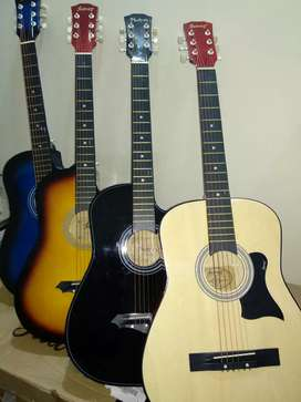 New Juarez Acoustic Guitar and trimmers