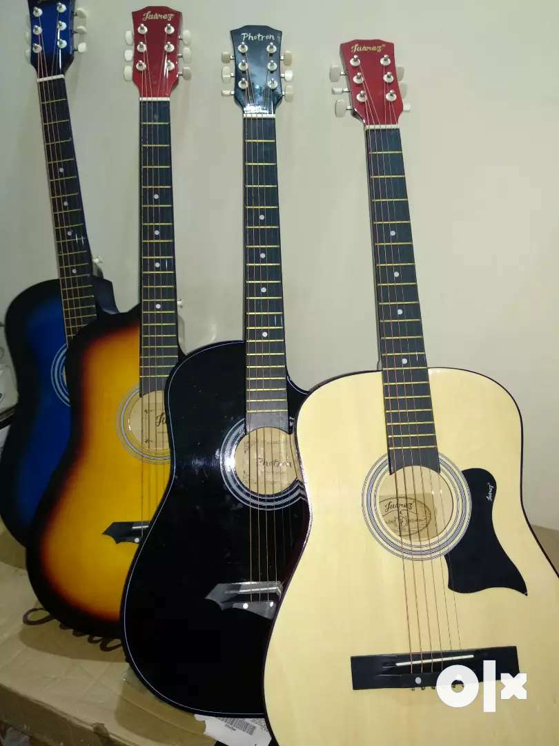 New Juarez Acoustic Guitar and trimmers 0
