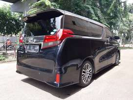 Alphard 2.5 SC Audio less Nik 2017