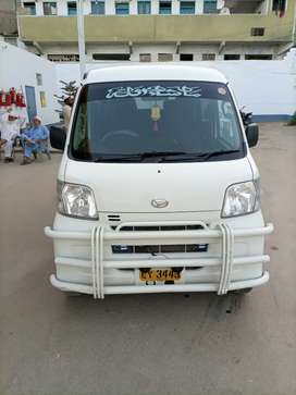 Daihatsu Hijet model 2013 and regestet 2019,demand,,1225,