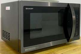SHARP R-650GX(BS) MICROWAVE OVEN WITH GRILL