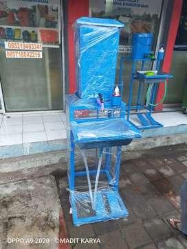 Jual tong gerobak wastafel portable