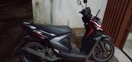 Moto X-Ride 125 baru nempuh 17.000