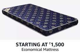 New single bed mattress pack oiecex