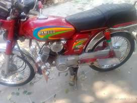 Yamaha 2 stroke lush condition for sale.