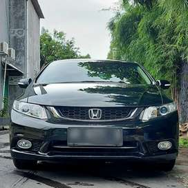 ALL NEW CIVIC 1.8 Automatic Face lift new model Tahun : 2015  Plat AD