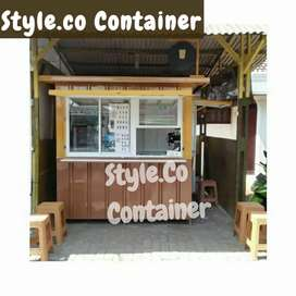 BIG PROMO AWAL TAHUN   CONTAINER BOOTH   CONTAINER USAHA KULINER  