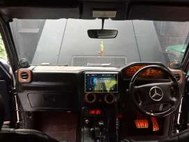 Interior Jeep mercy/landrover/defender