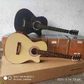 Gitar akustik pemula elektrik baru bonus