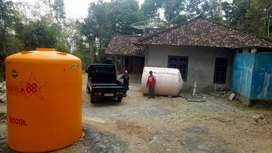 Tandon air sumur bor tandon 5000 liter