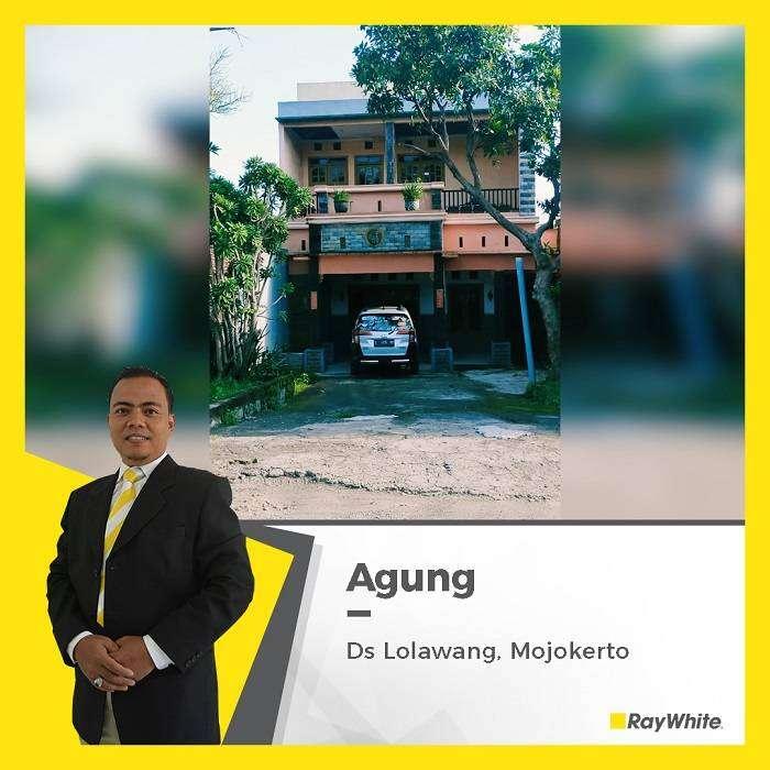 Rumah Dijual/Disewa di Lolawang Mojokerto