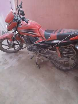 Honda Dream Yuga 40000 Km Driven