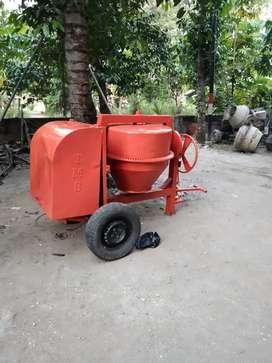 Jual molen cor 50kg ban besi & ban karet siap kerja Ada banyak pilihan