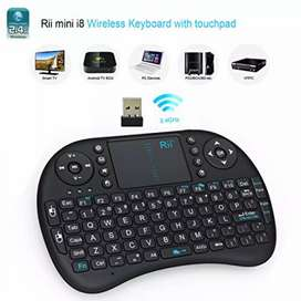 Mini Keyboard Wireless Handheld Keyboard For PC Android TV Box