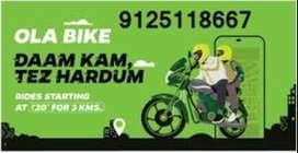 ola bike chalye 500 se 1000 daily kamaye