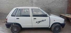Maruti Suzuki 1000 2000 Petrol 10000 Km Driven