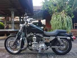 Harley Davidson Sportster 1200 96 evo engine