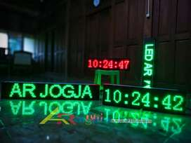 Running Text lampu Kota yogyakarta Garansi 1 Tahun