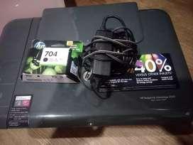 Printer HP 2060 bonus tinta hitam