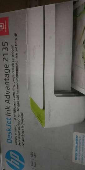 Printer deskjet ink advantage 2135