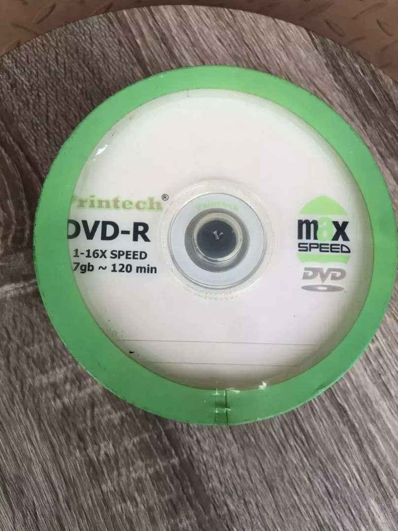 Dvd-R merk Printech (Baru)
