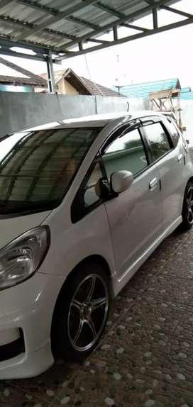 Honda Jazz RS Manual Tahun 2011