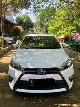 Toyota Yaris 2014 E AT