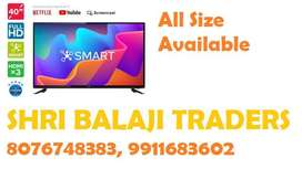 Smart Android Led 32 inch Full Hd With 1 yr Warranty