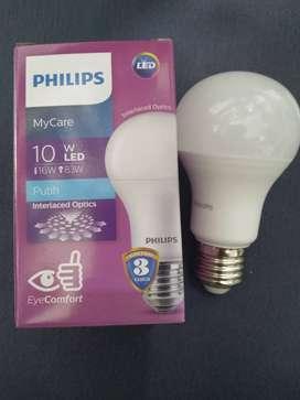 Lampu LED Bulb 10 watt Philip