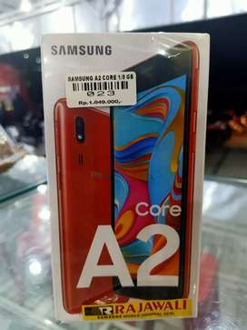 Samsung A2 Core ram 1/8 garansi resmi 1 tahun
