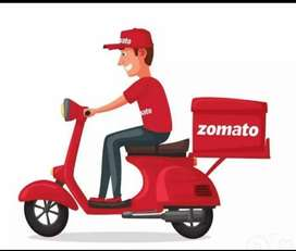 Haring delivery boys for Zomoto
