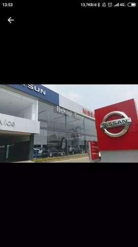 Lowongan kerja sales Mobil Nissan Bekasi Timur ( Tambun )