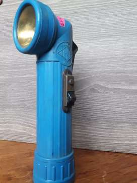 Vintage torch US made