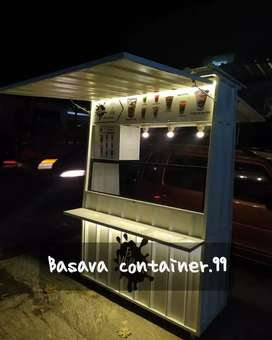 Booth dagang- booth usaha- booth minuman- booth jualan-booth container