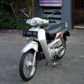 Honda Kirana 2004 Silver Original Murah