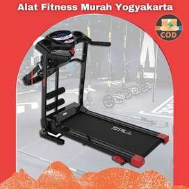 Treadmill Elektrik Best Seller 3 Fungsi TL-629 Jogja/ Treadmill Sleman