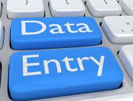 Data entry operator job