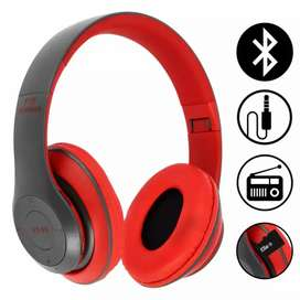 Bluetooth wireless Stereo headphone Fm SD Card with 3.5 mm Jack option