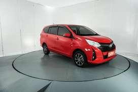 Toyota Calya G MT 2020 Merah