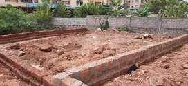 Ghara bari  Plot Near Kiit university,  Patia