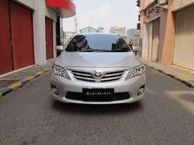 Toyota Altis G Metik Tdp Ringan 25 Jt Termurah