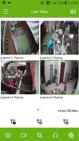 Sale Promo CCTV Murah Banget Dengan Merk Hikvision