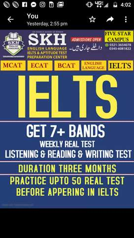 IELTS Helper & English Conversation Teacher