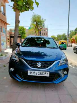Maruti Suzuki Baleno 2019 showroom condition, army officer owned