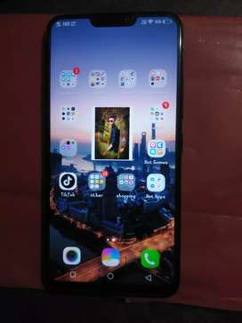 Vivo y83pro dual camerA with face and fingerprint