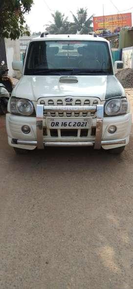Mahindra Scorpio LX 4WD BS-IV, 2009, Diesel