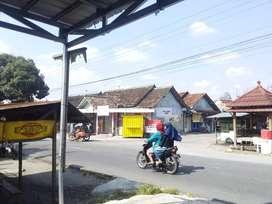 Tanah murah BU, di Prambanan