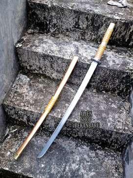 Samurai katana KUNGTO gold