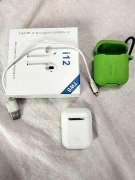 I12 wireless earphones