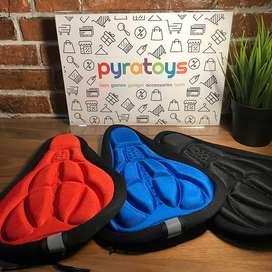 Cover Jok Sepeda Sarung Saddle Silicon Gel Best Quality Empuk Nyaman